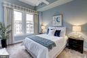 2nd Bedroom - 10401 STRATHMORE PARK CT #3-404, ROCKVILLE