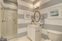 2nd Bath - 10401 STRATHMORE PARK CT #3-404, ROCKVILLE