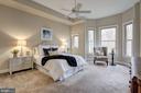 Master Bedroom - 10401 STRATHMORE PARK CT #3-404, ROCKVILLE