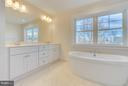 Master Bathroom - 4525 FAIRFIELD DR, BETHESDA