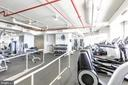 State of the art fitness center with DC views - 888 N QUINCY ST #901, ARLINGTON