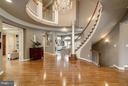 Stunning rotunda entry sets the tone for the home - 3942 27TH RD N, ARLINGTON