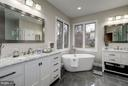 New master bath 2018 - 3942 27TH RD N, ARLINGTON