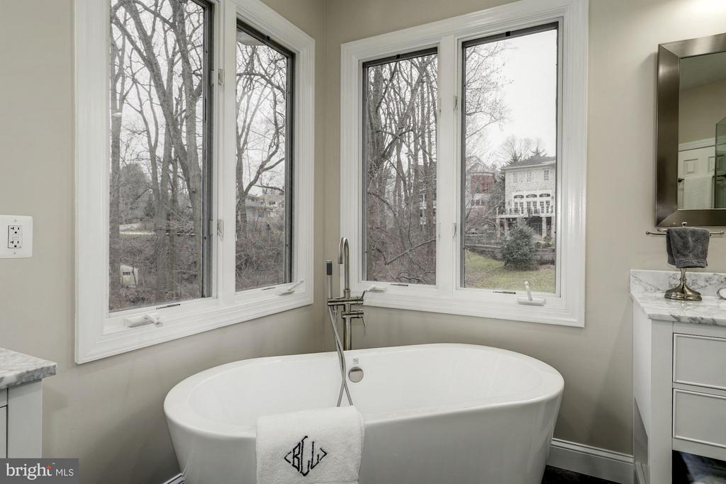 Soaking tub with a view! - 3942 27TH RD N, ARLINGTON
