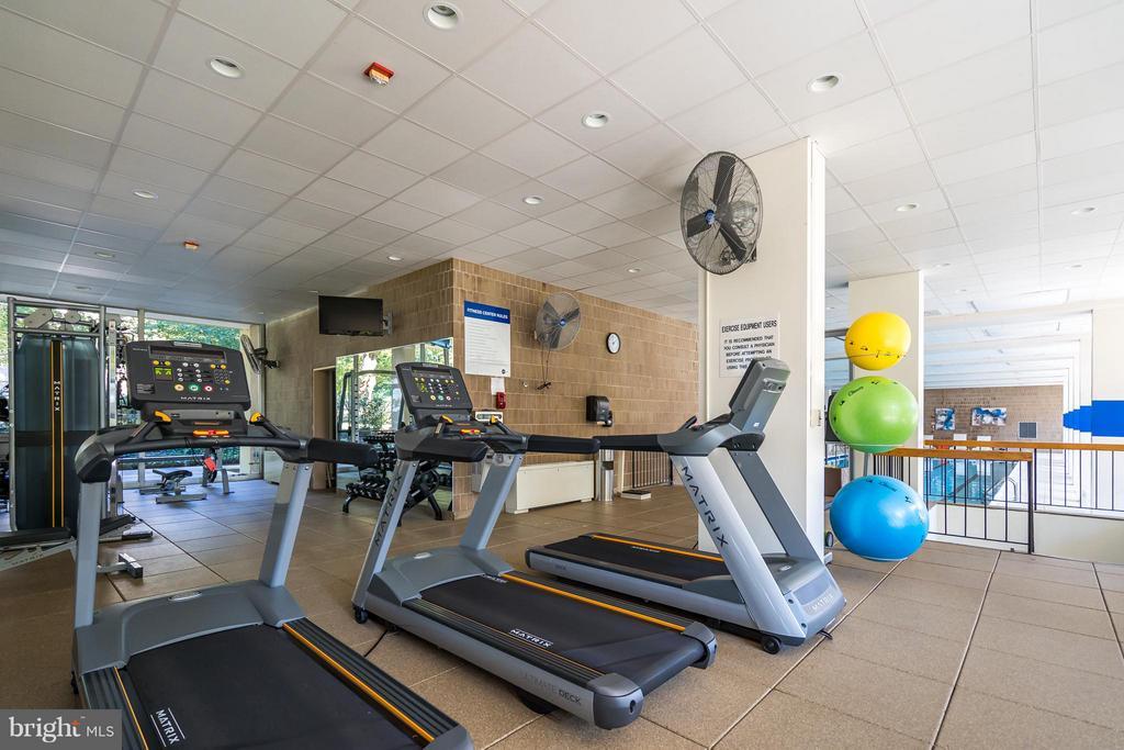 Renovated Fitness Center - 560 N ST SW #N707, WASHINGTON
