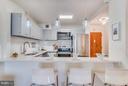 Bright Quartz Countertops - 560 N ST SW #N707, WASHINGTON