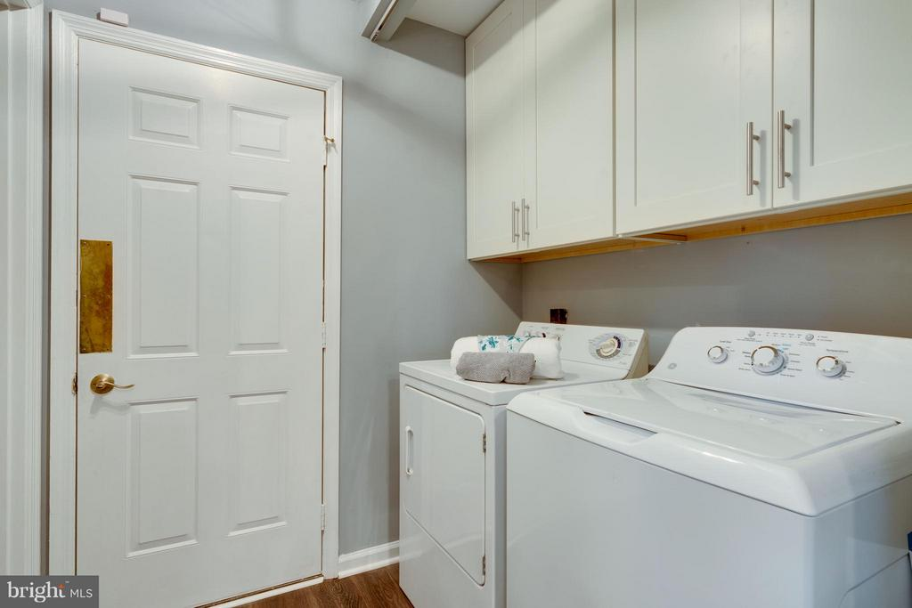 Laundry Room - 20064 GREAT FALLS FOREST DR, GREAT FALLS