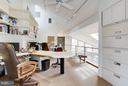 (2) Loft Office with Balcony over Master Bedroom - 11601 SPRINGRIDGE RD, ROCKVILLE