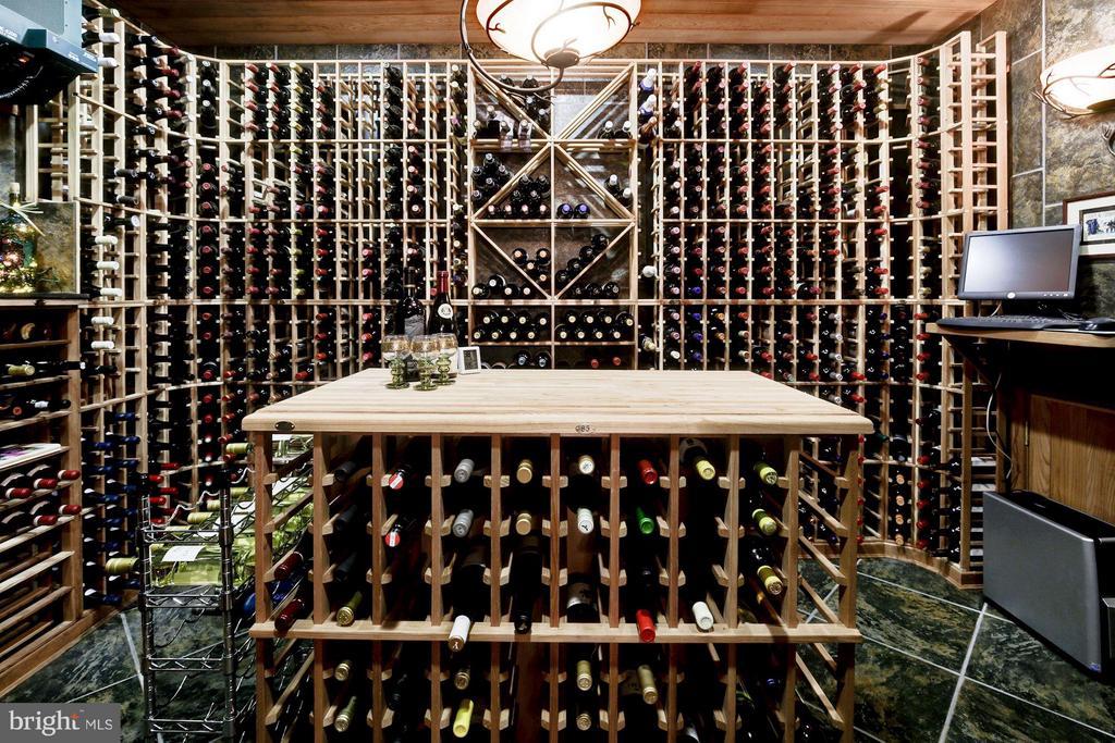 Wine Cellar (2,000 bottles) - 11601 SPRINGRIDGE RD, ROCKVILLE