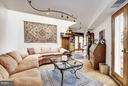 Sitting Room off Living Music Room &Master Bedroom - 11601 SPRINGRIDGE RD, ROCKVILLE