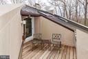 Deck to Family suites - 11601 SPRINGRIDGE RD, ROCKVILLE