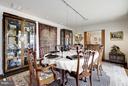 Dining Room 1 - 11601 SPRINGRIDGE RD, ROCKVILLE