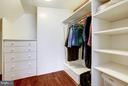 (5) Guest Suite Walk in Closet - 11601 SPRINGRIDGE RD, ROCKVILLE