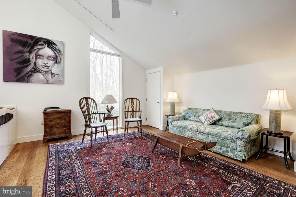 (2) Guest House living/sleeping room & storage - 11601 SPRINGRIDGE RD, ROCKVILLE