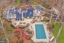 Long Aerial View - 11601 SPRINGRIDGE RD, ROCKVILLE