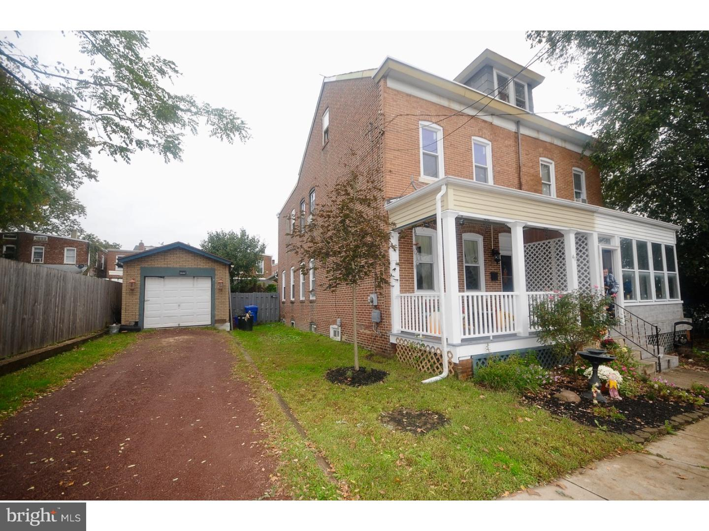Single Family Home for Sale at 41 NORMAN Avenue Roebling, New Jersey 08554 United States