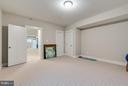 Fifth bedroom - 118 MADISON RIDGE LN, HERNDON