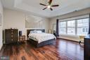 Master Bedroom - 118 MADISON RIDGE LN, HERNDON