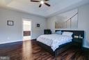 Master Bedroom - 118 MADISON RIDGE LN, HERNDON