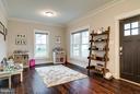 Living Room/Den - 118 MADISON RIDGE LN, HERNDON