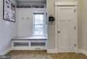 Mud Room - 118 MADISON RIDGE LN, HERNDON