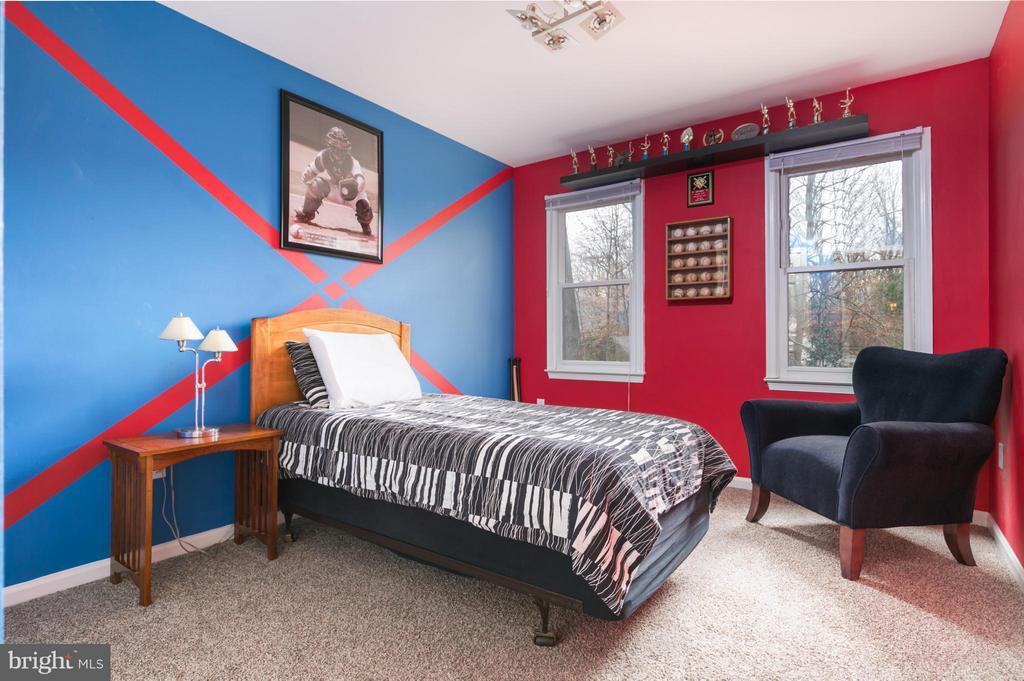 Bedroom 2 - 6026 MAKELY DR, FAIRFAX STATION