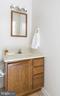 Half Bath in Basement - 6026 MAKELY DR, FAIRFAX STATION