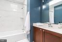 Hallway Bath - 6026 MAKELY DR, FAIRFAX STATION