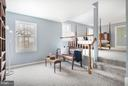 Master Bedroom Sitting Area/Nursery - 6026 MAKELY DR, FAIRFAX STATION