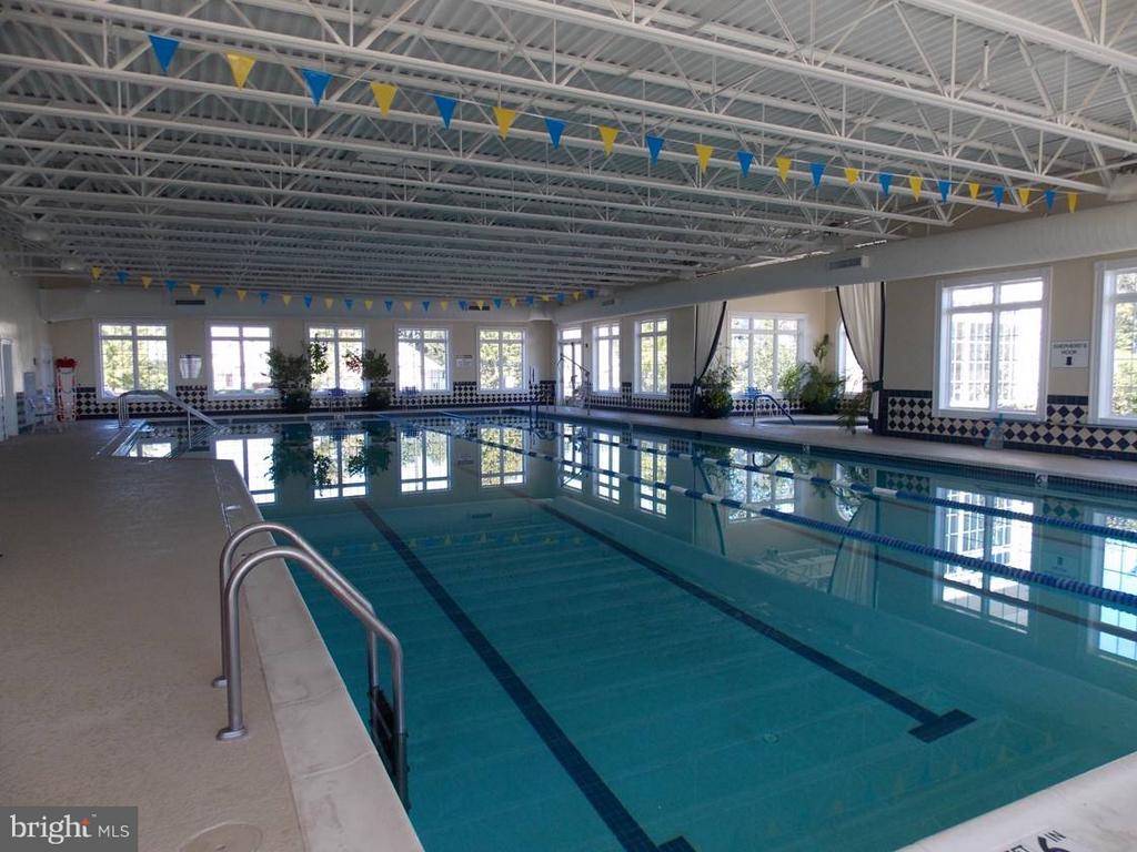 Community Indoor Pool - 85 LEGEND DR, FREDERICKSBURG