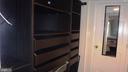 Walk in closet - 801 PENNSYLVANIA AVE NW #1126, WASHINGTON