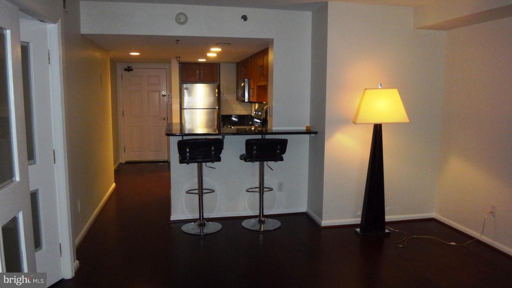 Kitchen - 801 PENNSYLVANIA AVE NW #1126, WASHINGTON