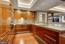 Pristine Kitchen with Miele & Sub Zero Appliances - 1881 N NASH ST #506, ARLINGTON