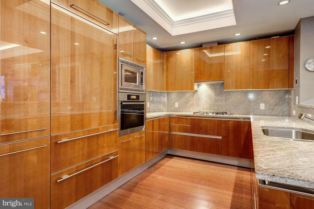 Gourmet Kitchen with High-End Cabinetry - 1881 N NASH ST #506, ARLINGTON