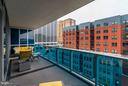 Large Terrace Great for Entertaining - 1881 N NASH ST #506, ARLINGTON
