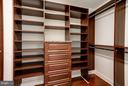 Custom Closets with Lots of Storage - 1881 N NASH ST #506, ARLINGTON