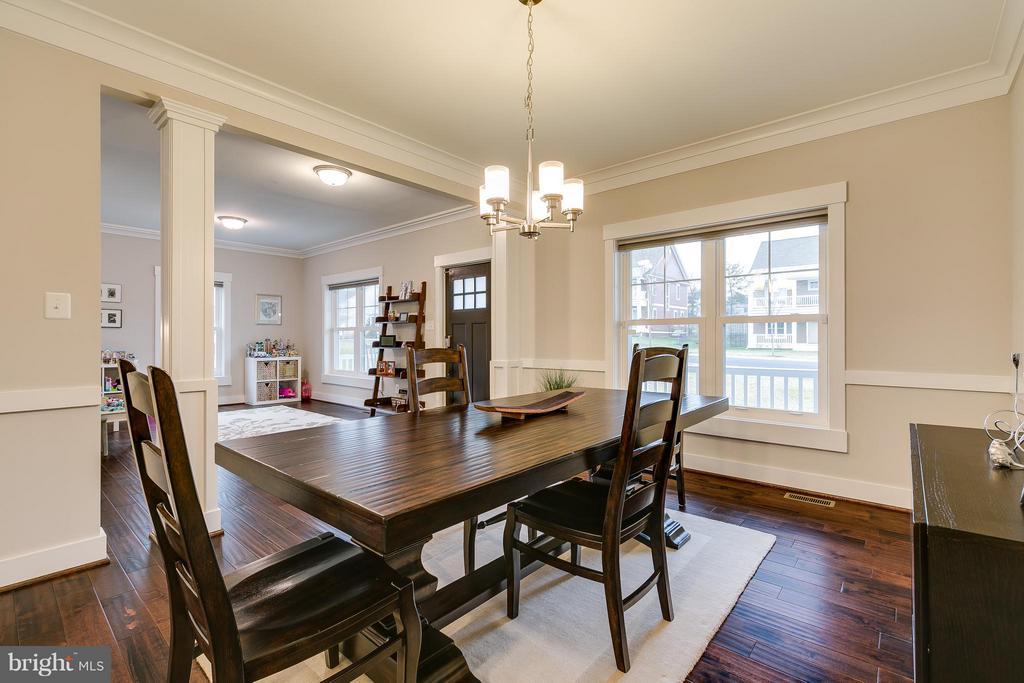 Formal Dining Room - 118 MADISON RIDGE LN, HERNDON