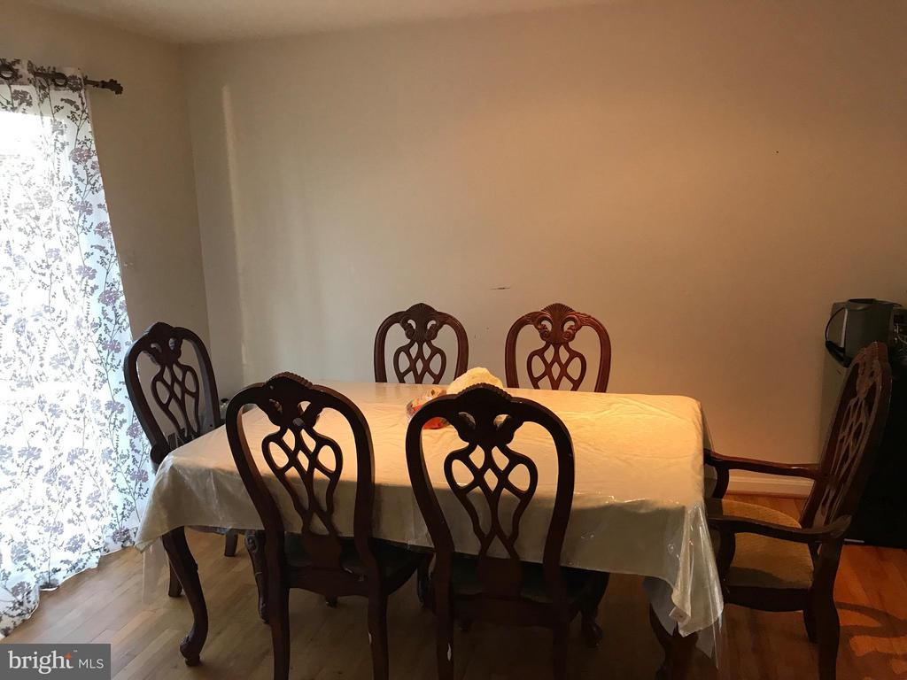 DINING ROOM - 4306 OAK HILL DR, ANNANDALE