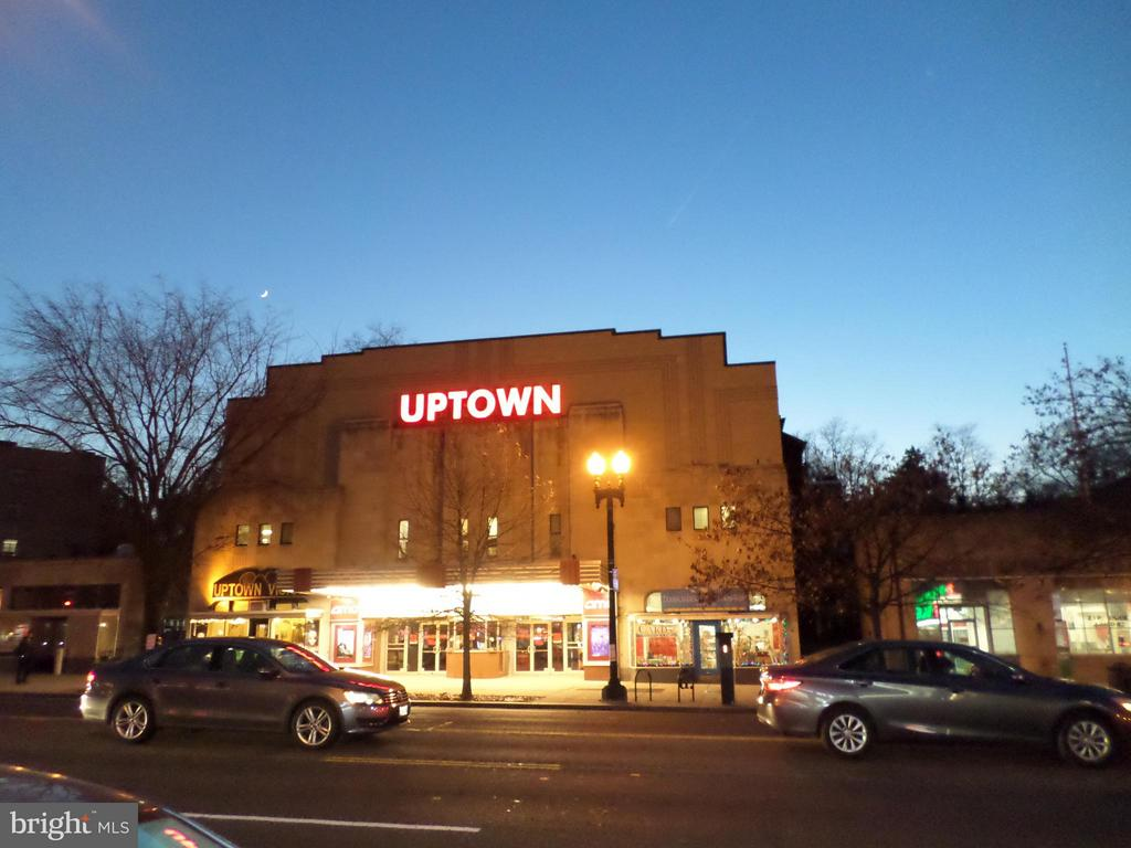 Famous Uptown Movie Theater - 2755 ORDWAY ST NW #311, WASHINGTON