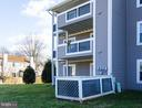 Your unit is the 2nd balcony - 4050-B GRAYS POINTE CT, FAIRFAX