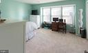 2-inch blinds on every window - 4050-B GRAYS POINTE CT, FAIRFAX