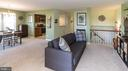 Amazing open concept, note foyer entry - 4050B GRAYS POINTE CT, FAIRFAX