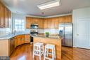 All New Stainless Steel Appliances - 25929 QUINLAN ST, CHANTILLY