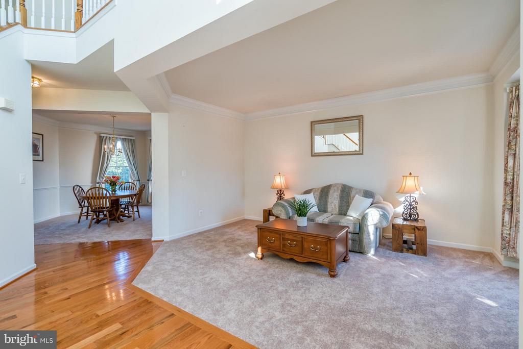 Living Room - 25929 QUINLAN ST, CHANTILLY