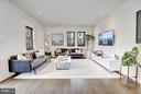 Main Level - Living Room - 1901 12TH ST NW, WASHINGTON