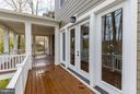 Rear Deck - 6017 TILDEN LN, ROCKVILLE