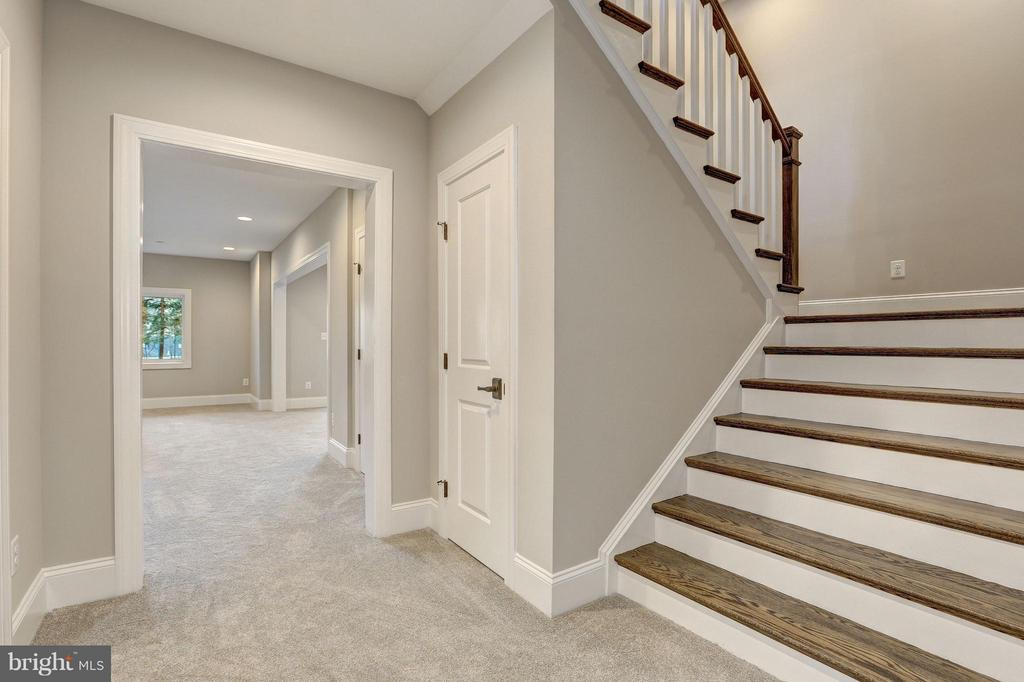 Lower Level Landing - 6017 TILDEN LN, ROCKVILLE