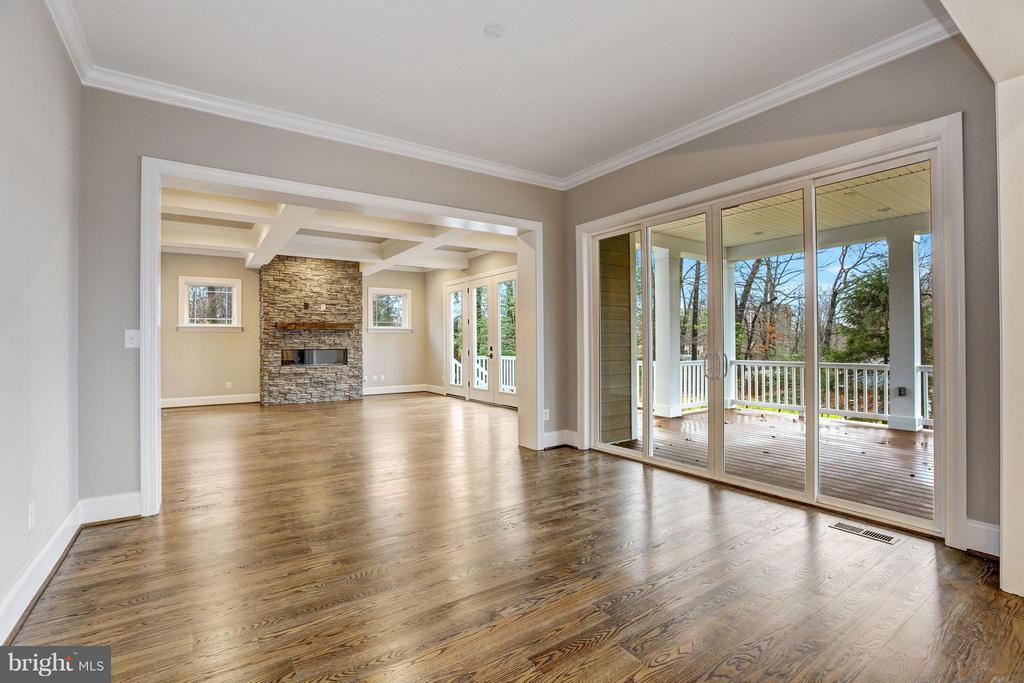 Breakfast Room - 6017 TILDEN LN, ROCKVILLE