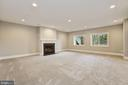 Recreation Room - 6017 TILDEN LN, ROCKVILLE