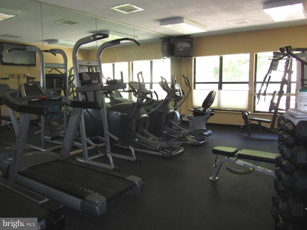 Workout Room w/Sauna - 2100 LEE HWY #327, ARLINGTON